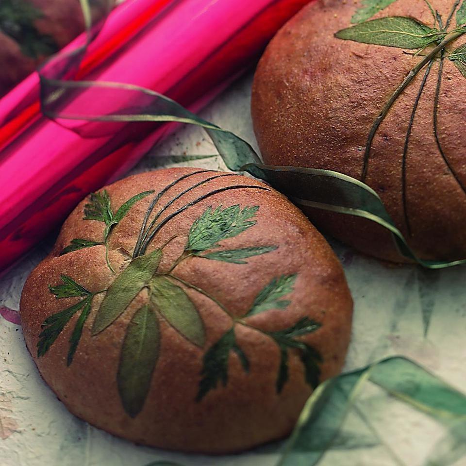 Herbed Potato Bread