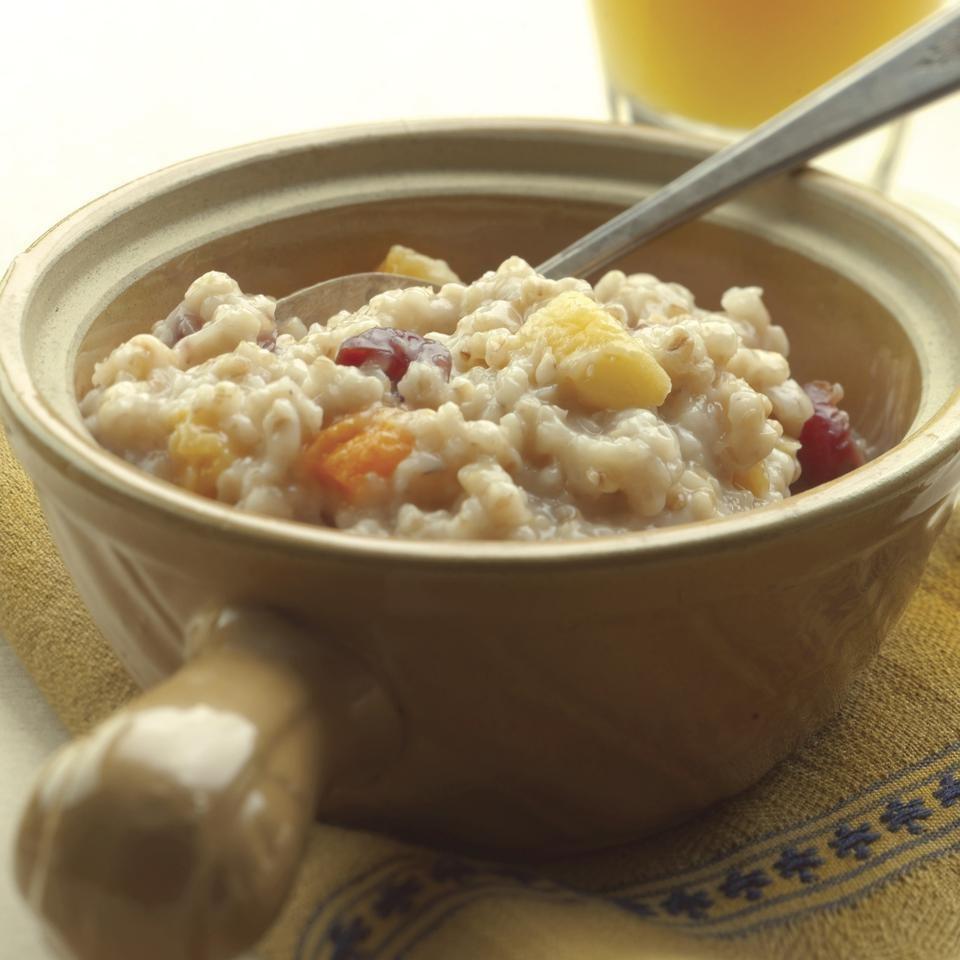 Overnight Oatmeal Recipe Eatingwell