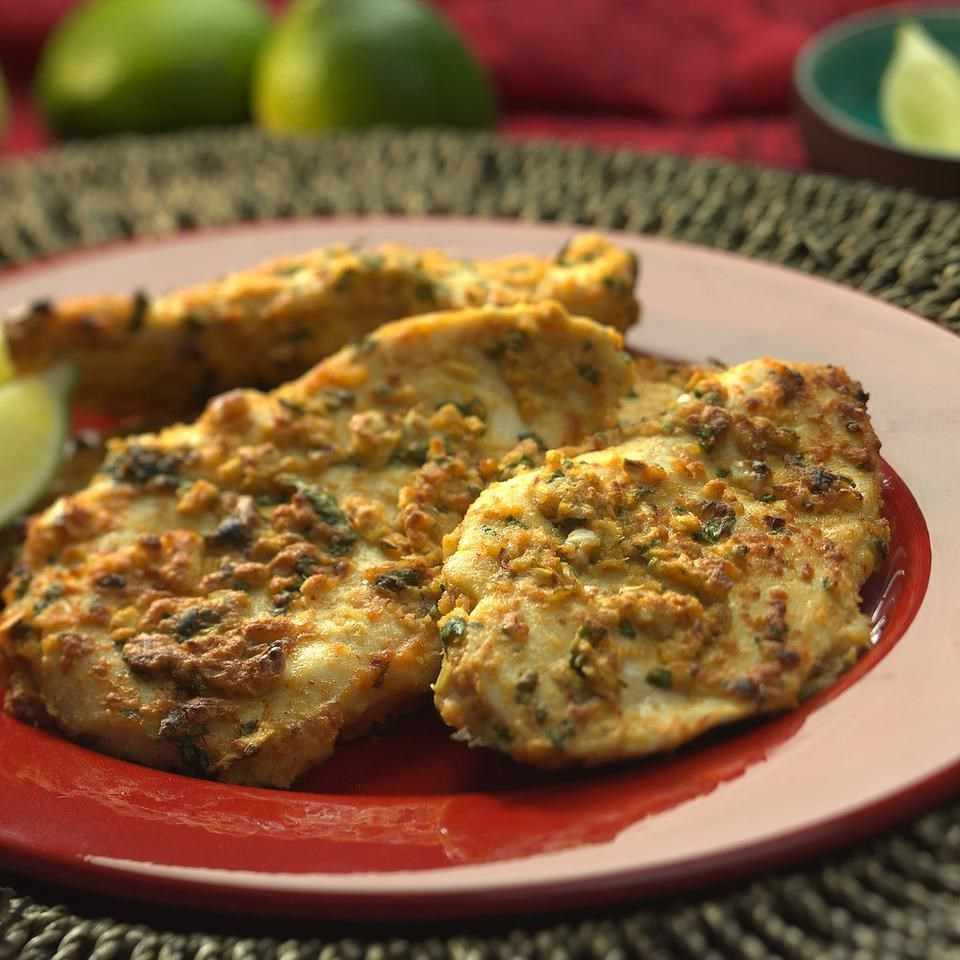 Ginger-Coconut Chicken