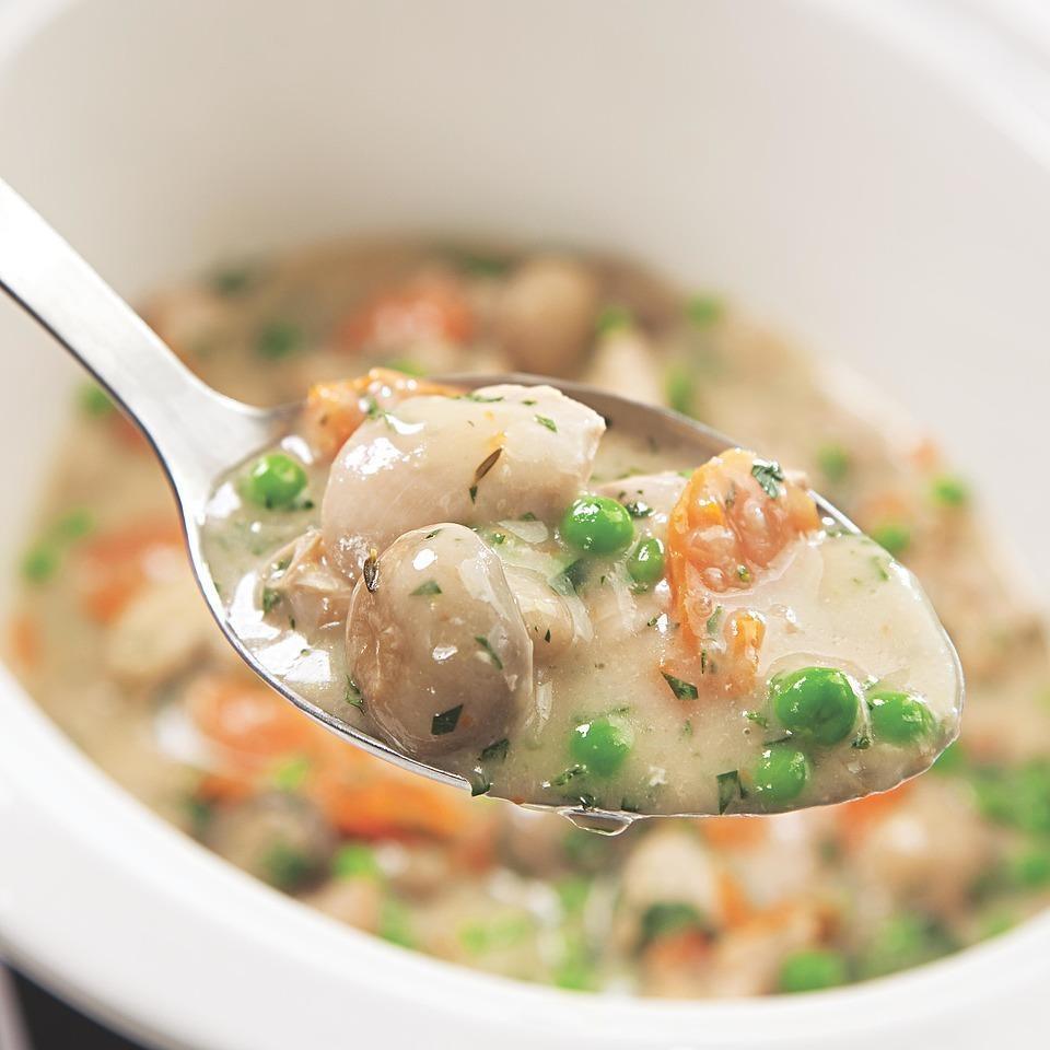 Rich Chicken Stew