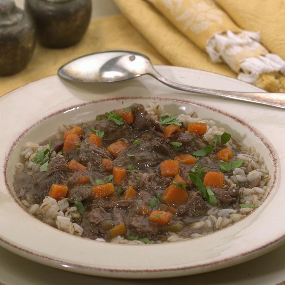 French Country Beef Stew Recipe