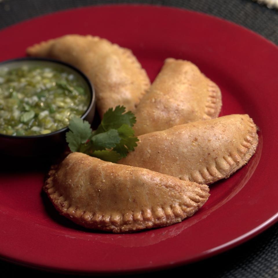Latin American Empanadas (Pipian Empanadas)