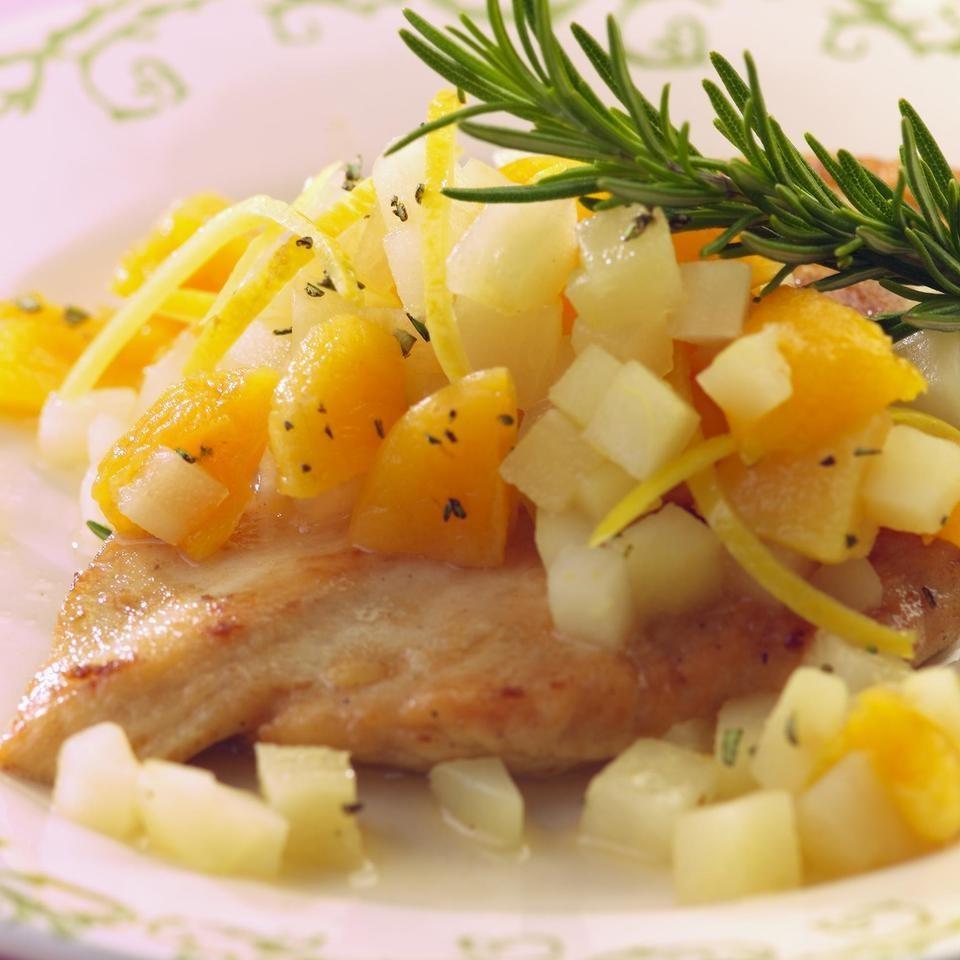 Basic Chicken Saute