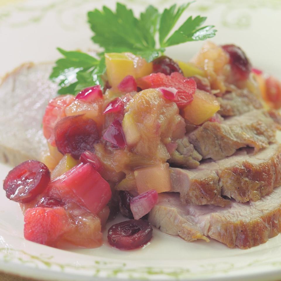 Pork Tenderloin Recipes: Roasted Pork Tenderloin Recipe