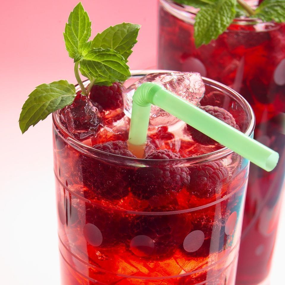 Raspberry Spritzer
