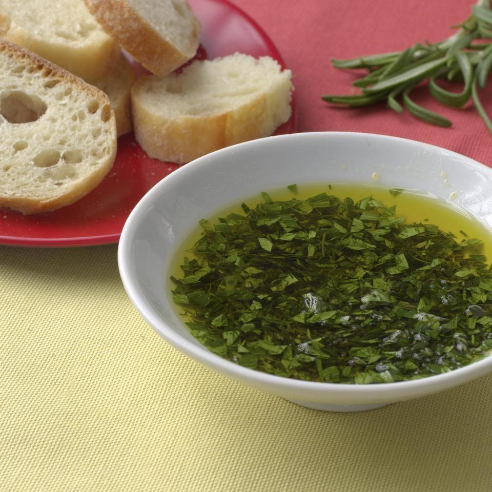 Herbed Extra-Virgin Olive Oil