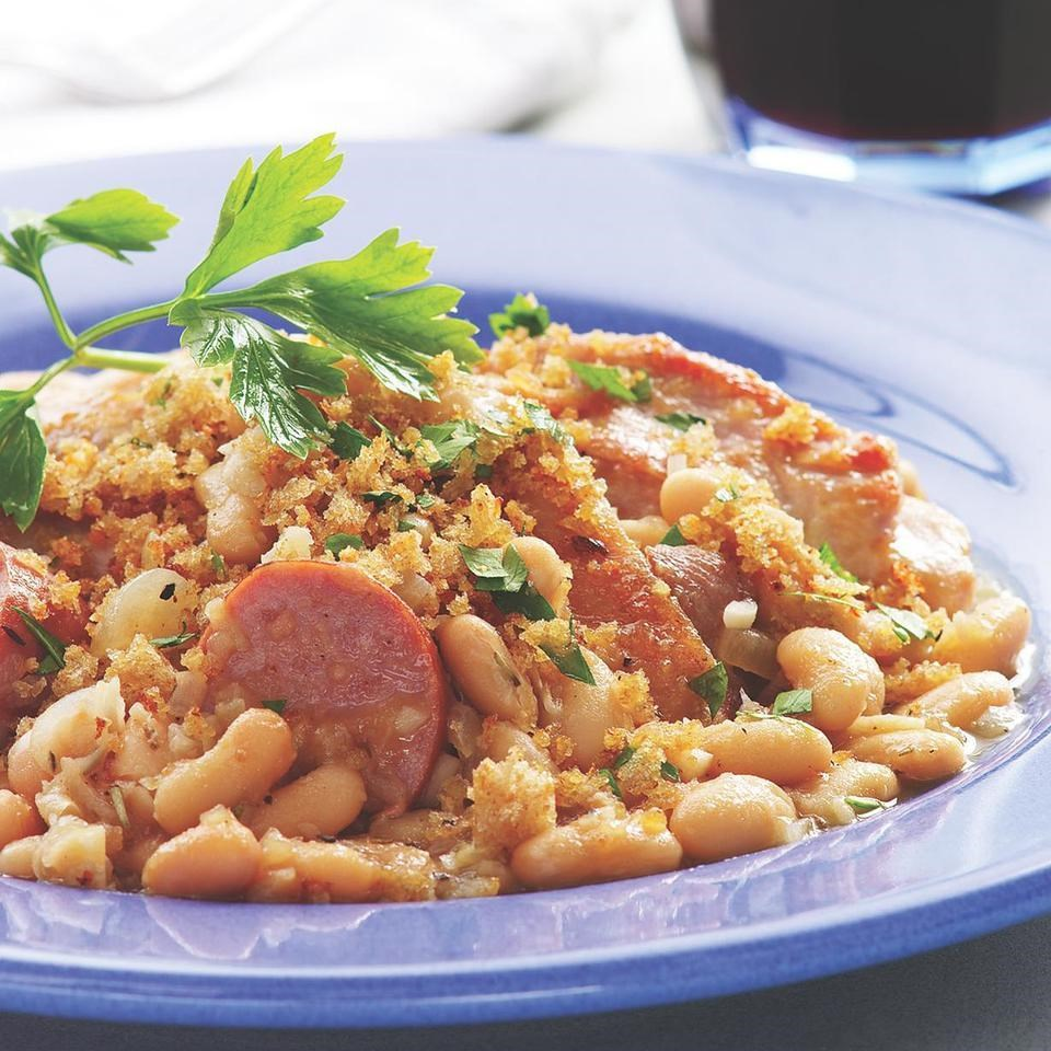 Chicken Cassoulet Recipe - EatingWell