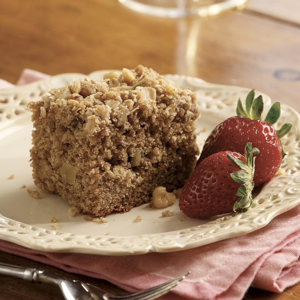 Cardamom-Crumb Coffee Cake Recipe - EatingWell