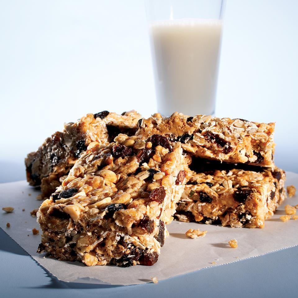 Peanut Energy Bars