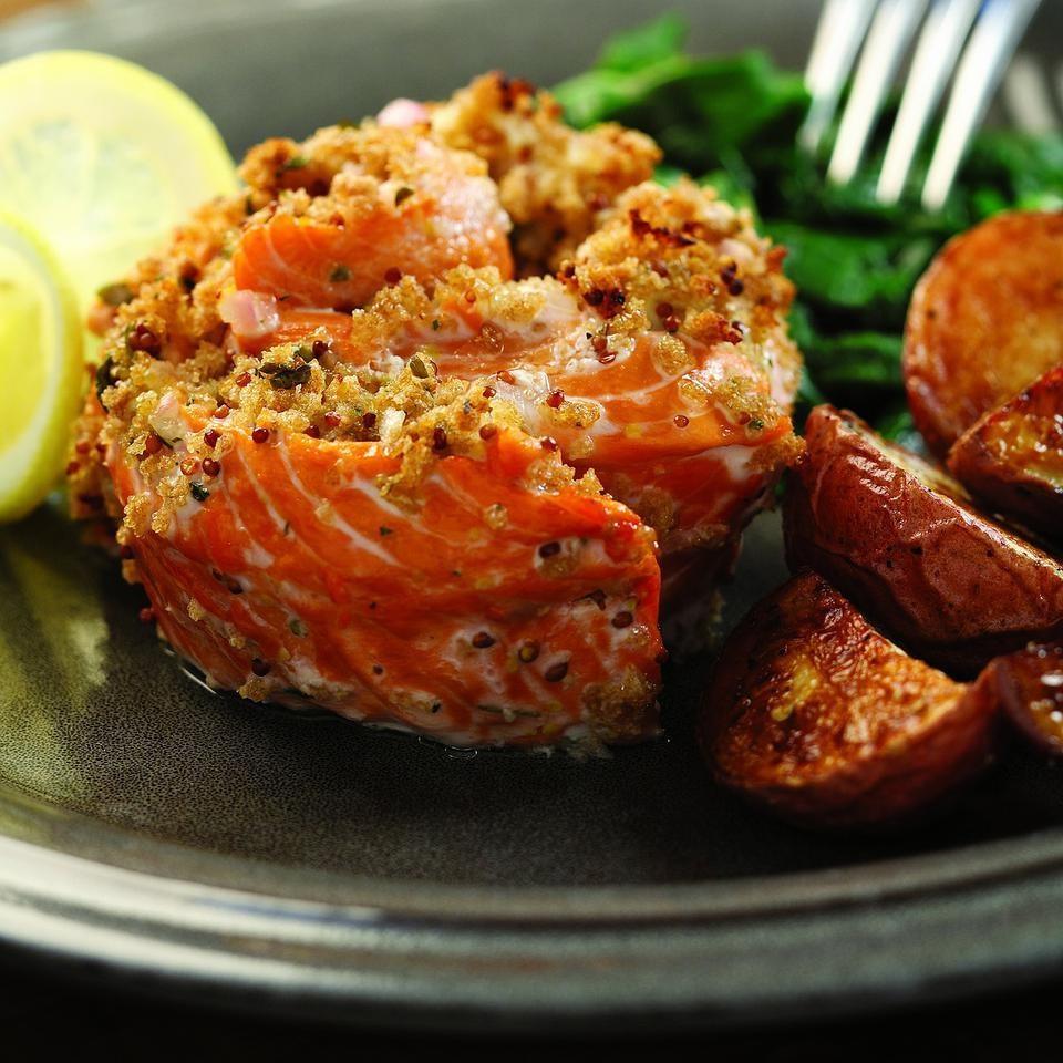 Salmon Pinwheels Recipe Eatingwell