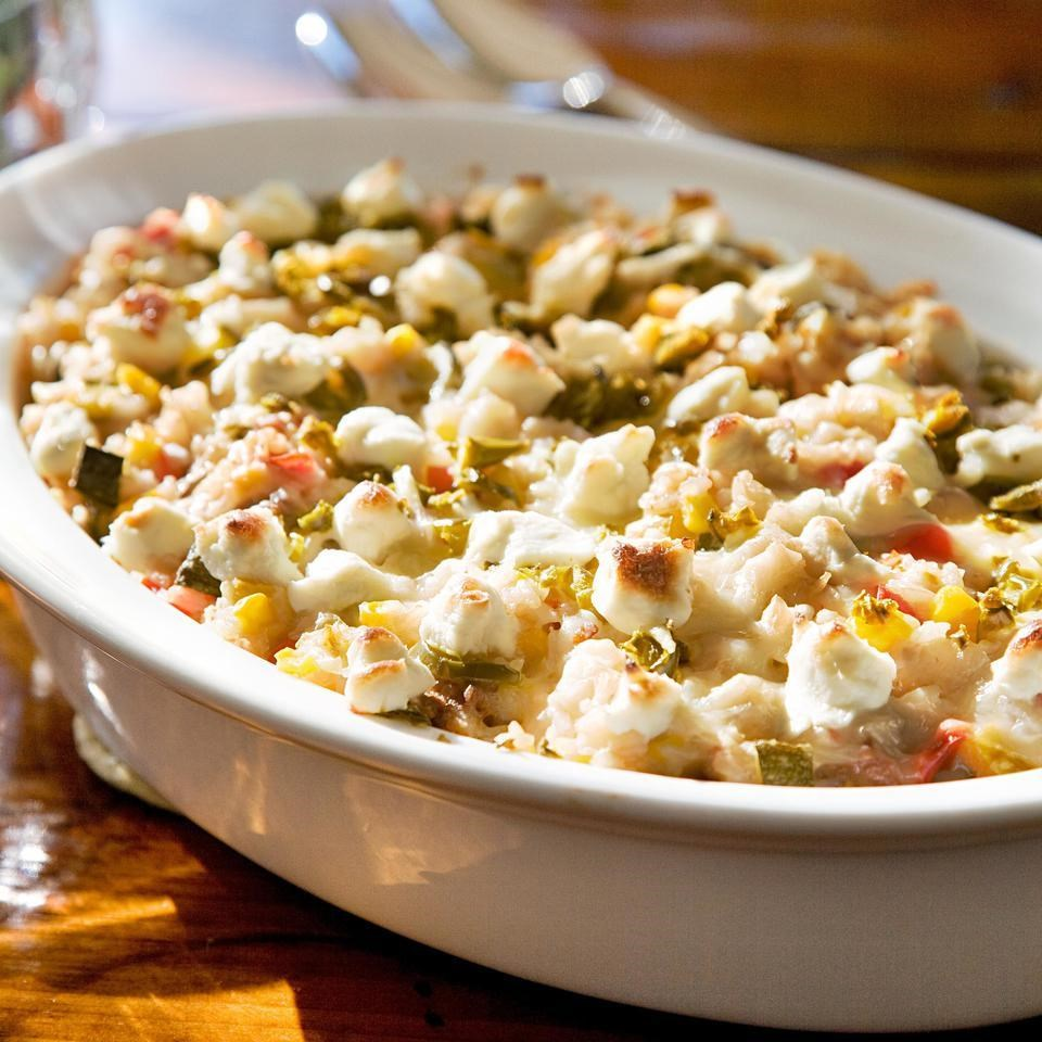 Zucchini Rice Casserole Recipe Eatingwell