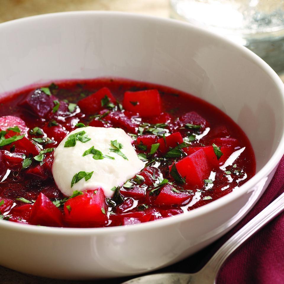 Borscht Recipe - EatingWell