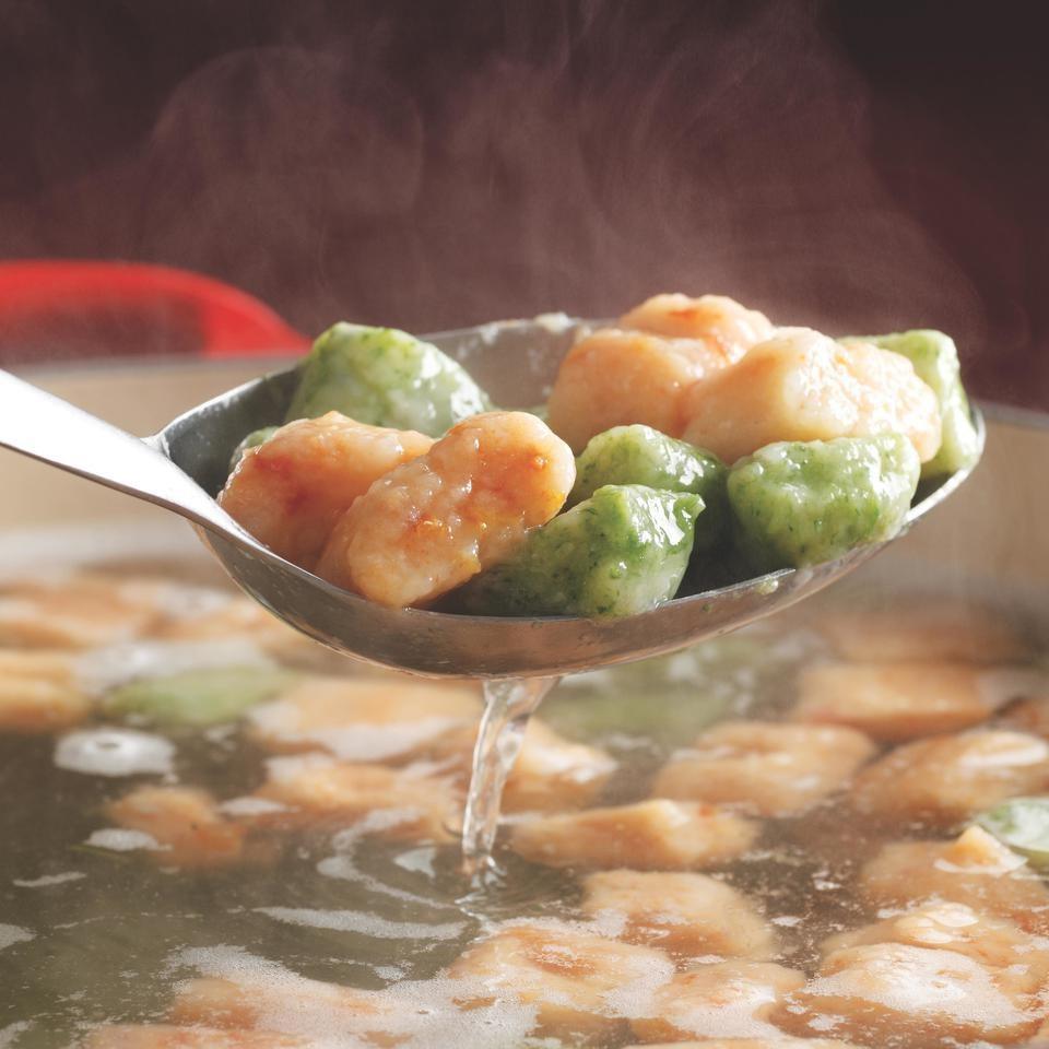 Sun-Dried Tomato Gnocchi
