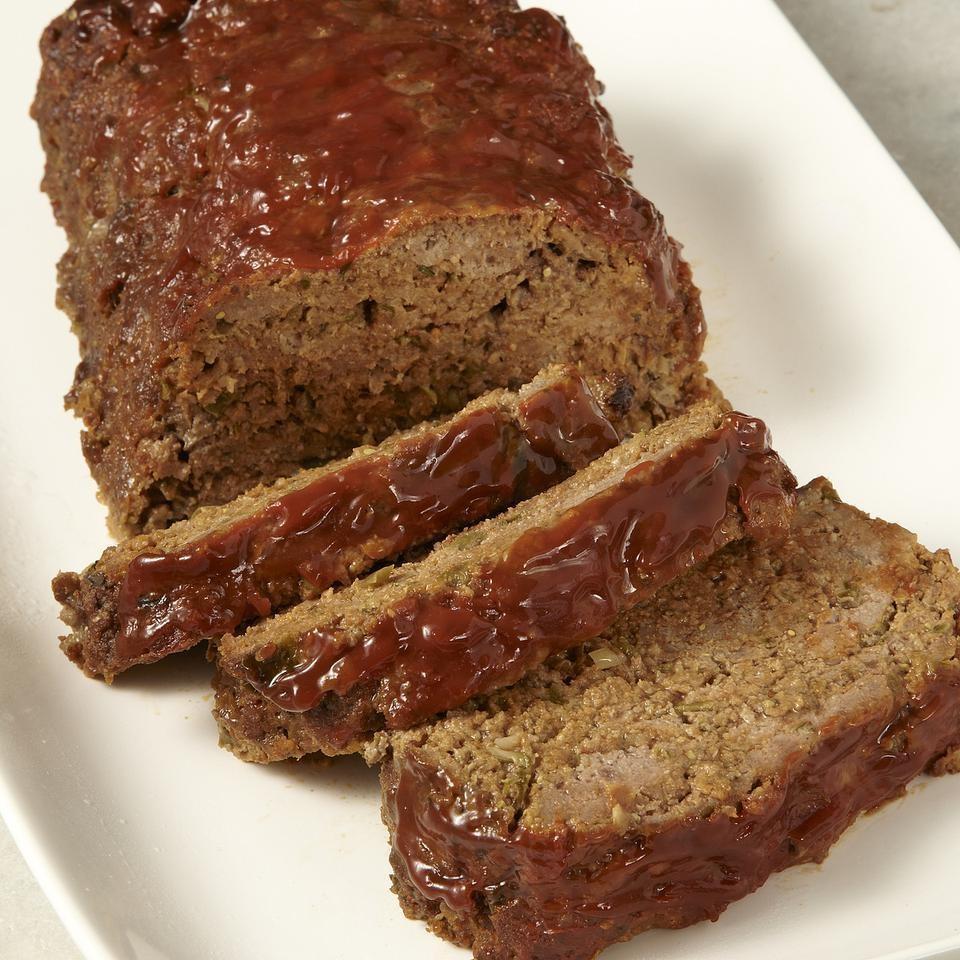 Smoky Meatloaf