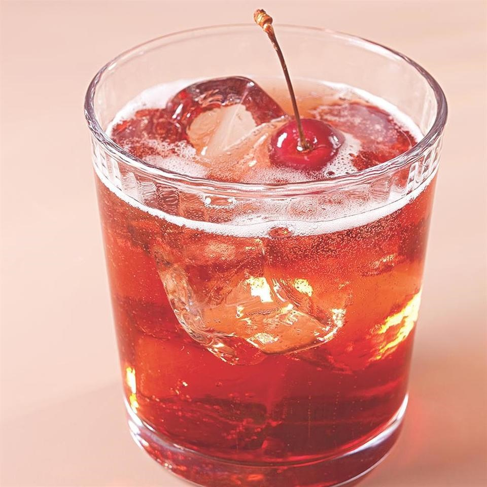 Bourbon-Cherry Seltzers Recipe