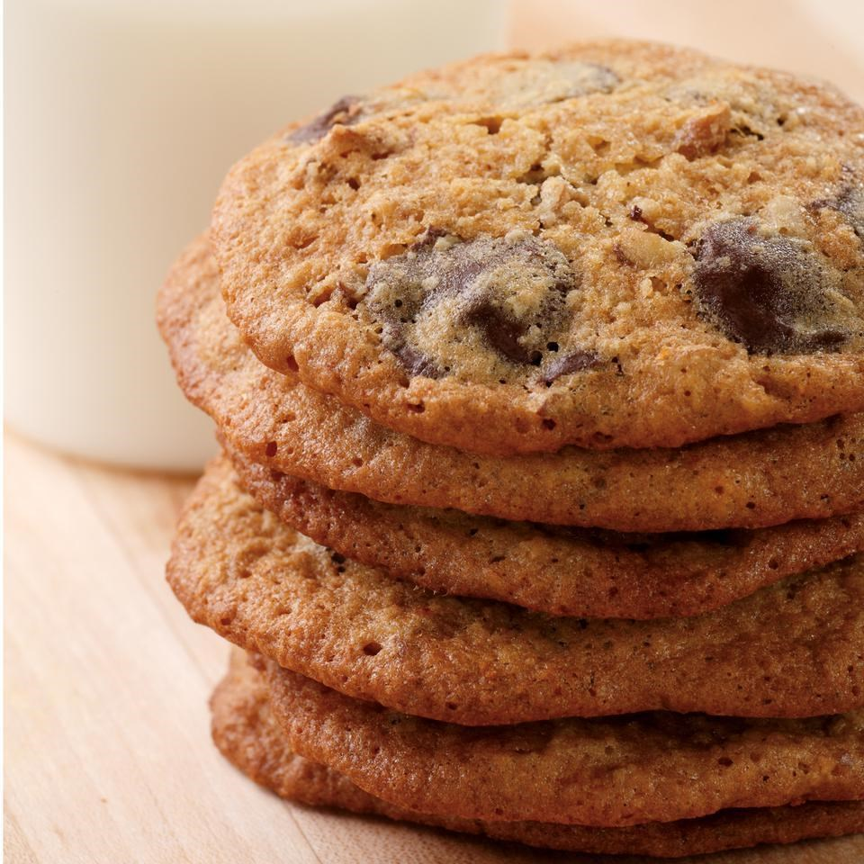 EatingWell Chocolate Chip Cookies