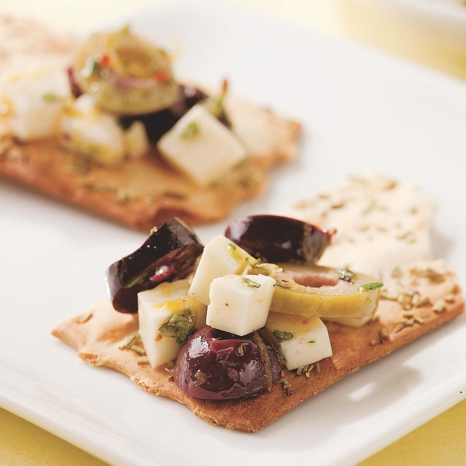 Marinated Olives & Feta