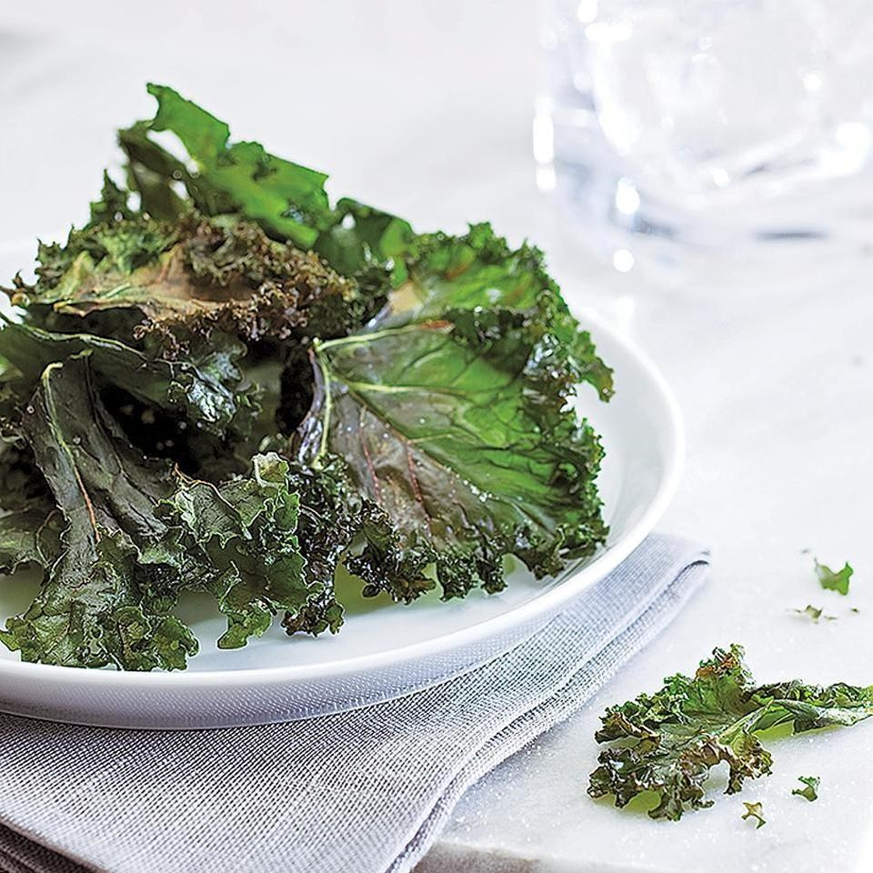 Kale Chips Recipe - EatingWell