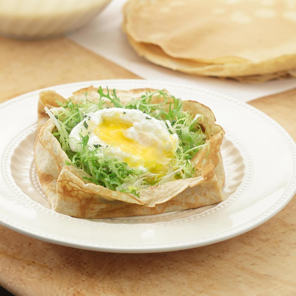 Bistro Salad Crepes