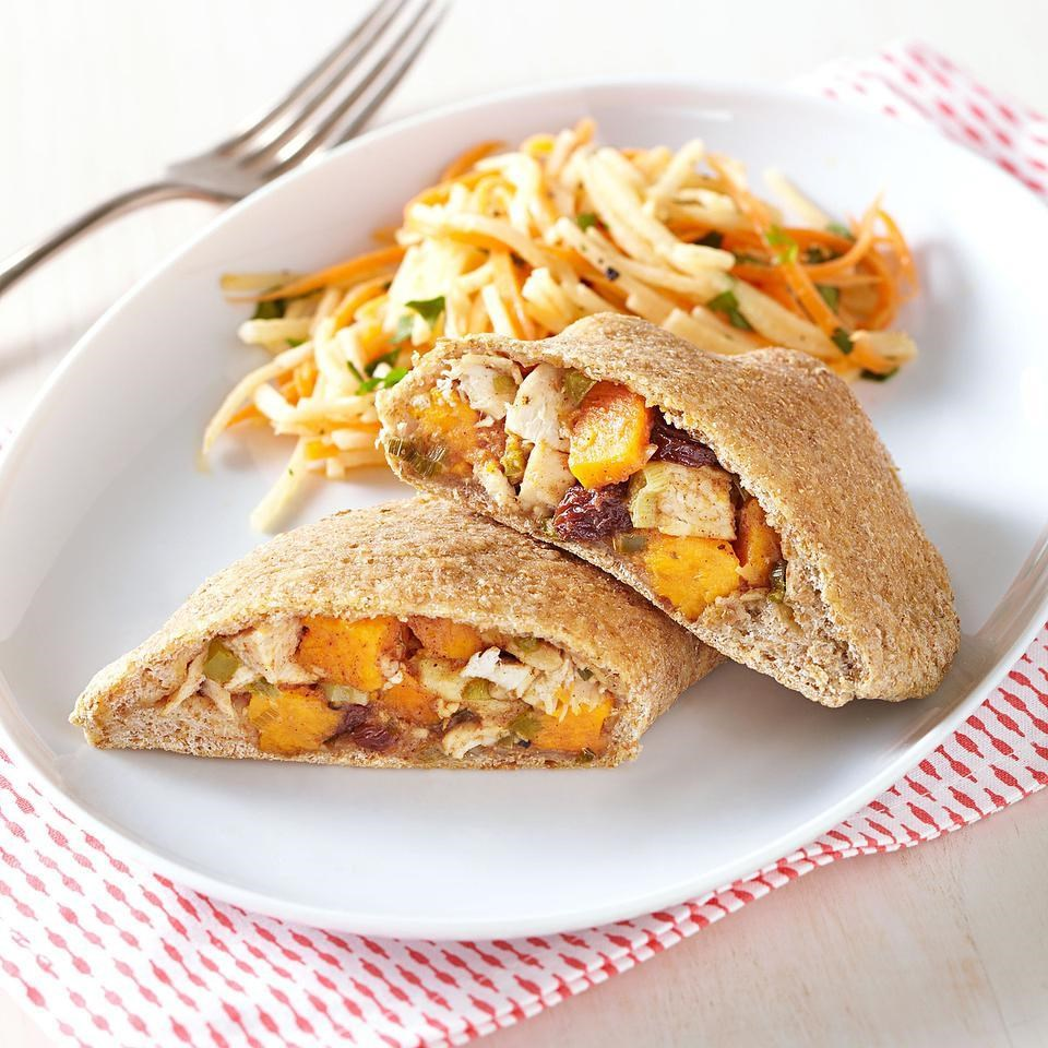 Jerk Chicken Pockets