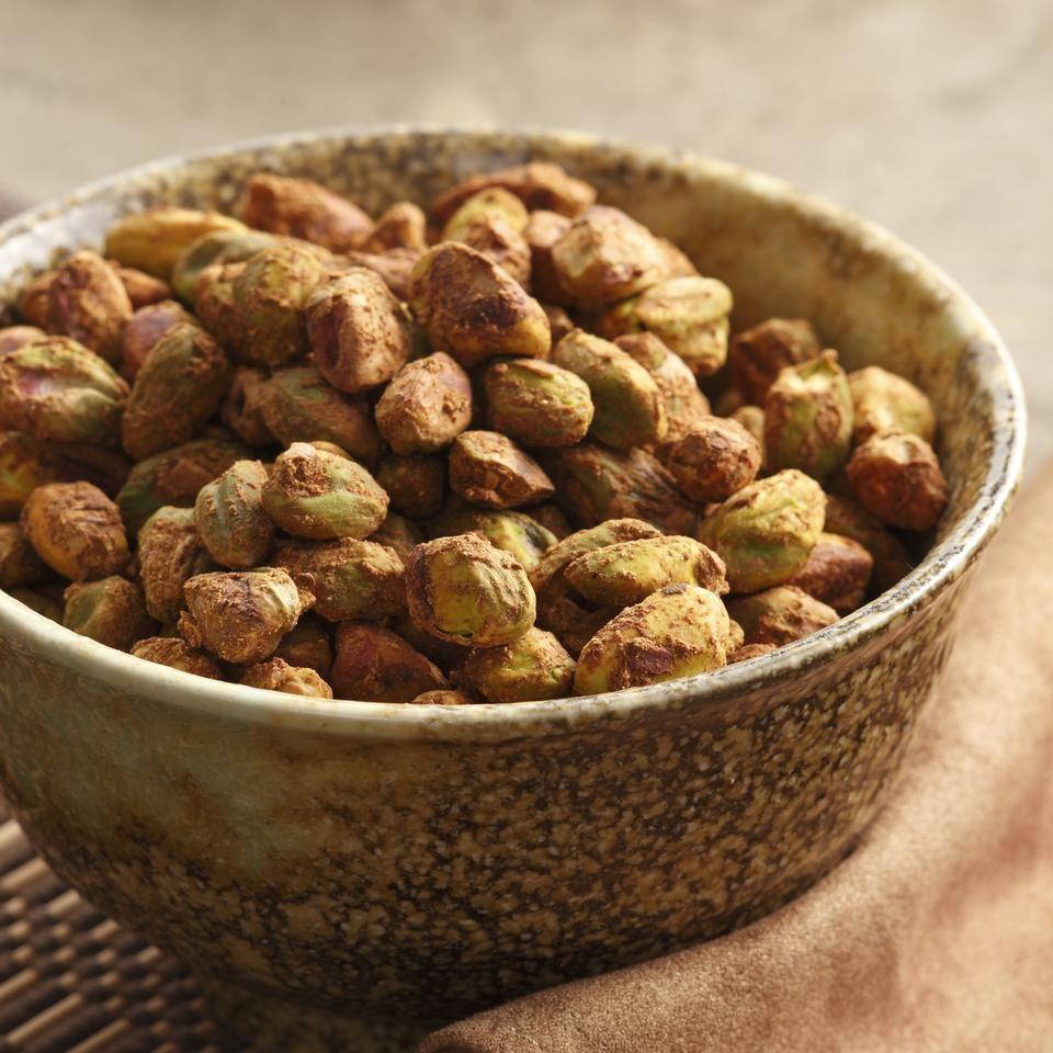 Spiced Pistachios