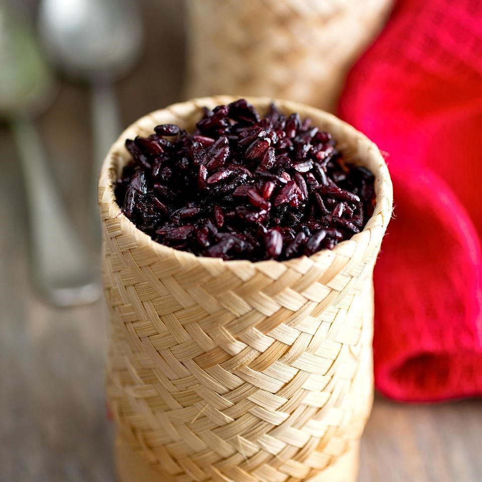 Black Sticky Rice Recipe Eatingwell