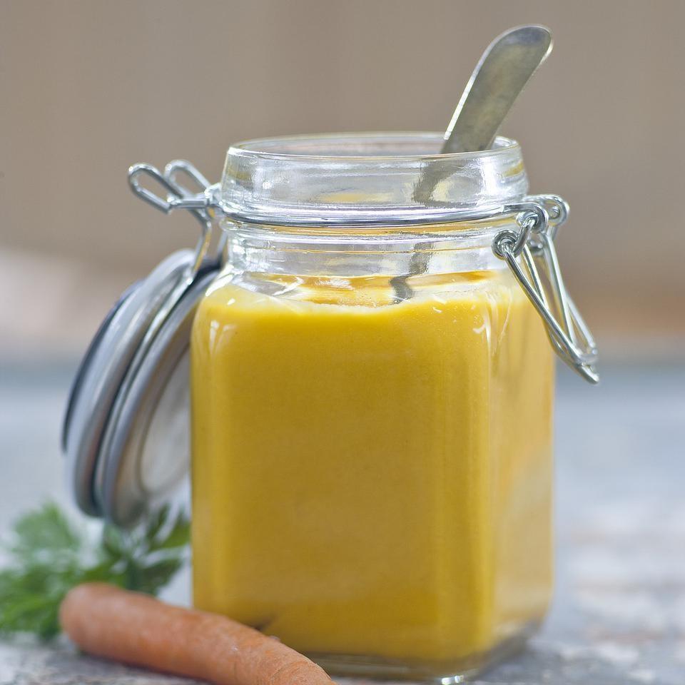 Carrot-Ginger Vinaigrette