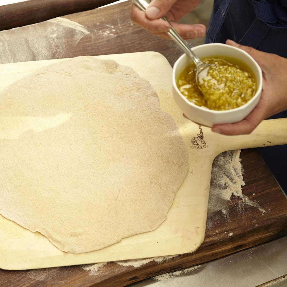 Whole-Grain Pizza Dough