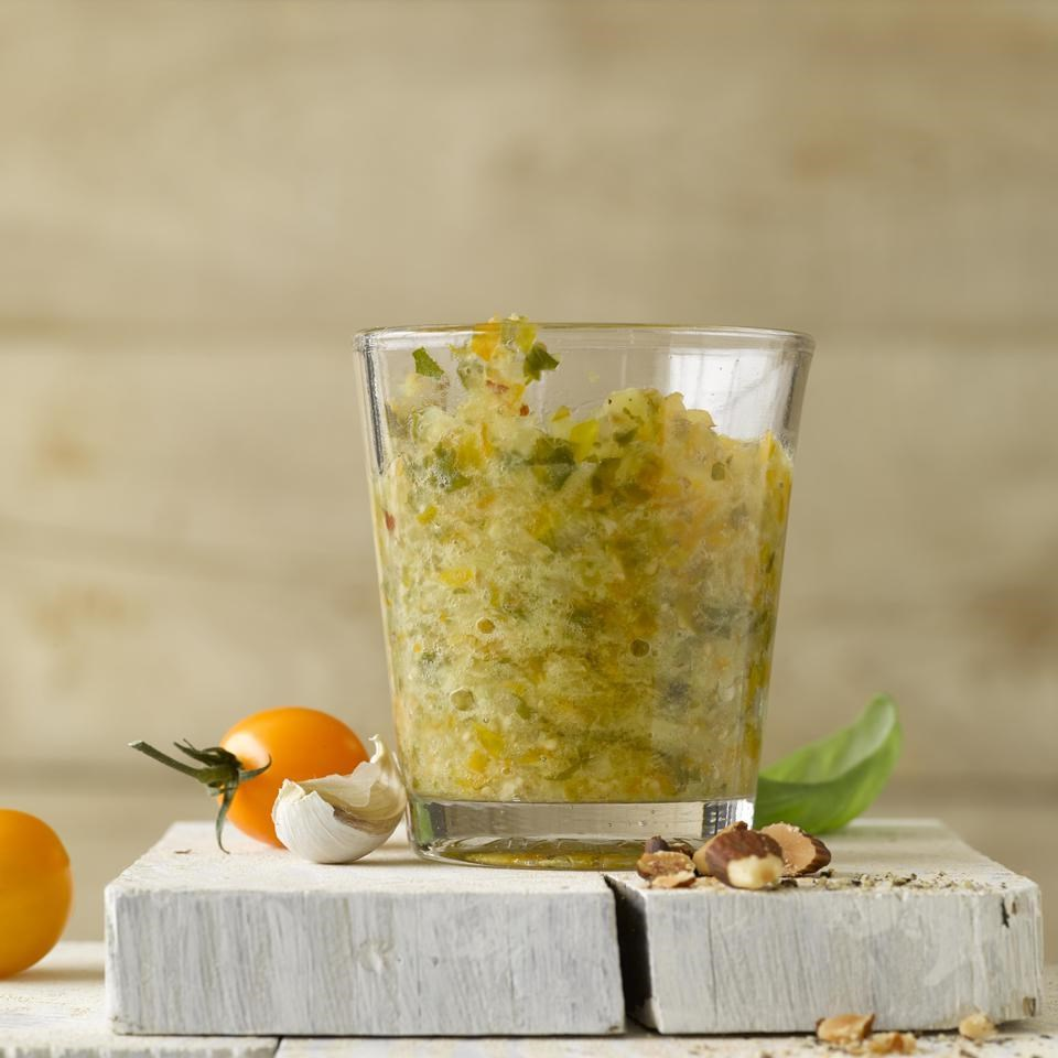 Pesto Trapanese (Tomato & Almond Pesto)
