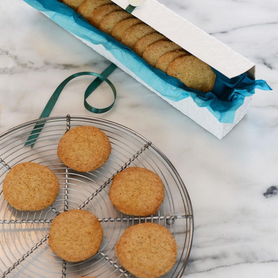 Spiced Snickerdoodle Cookies