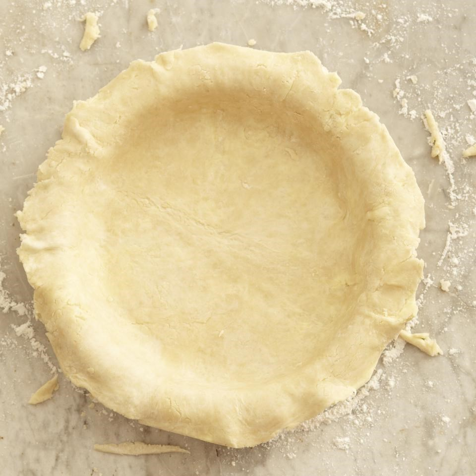 Butter Pastry Dough
