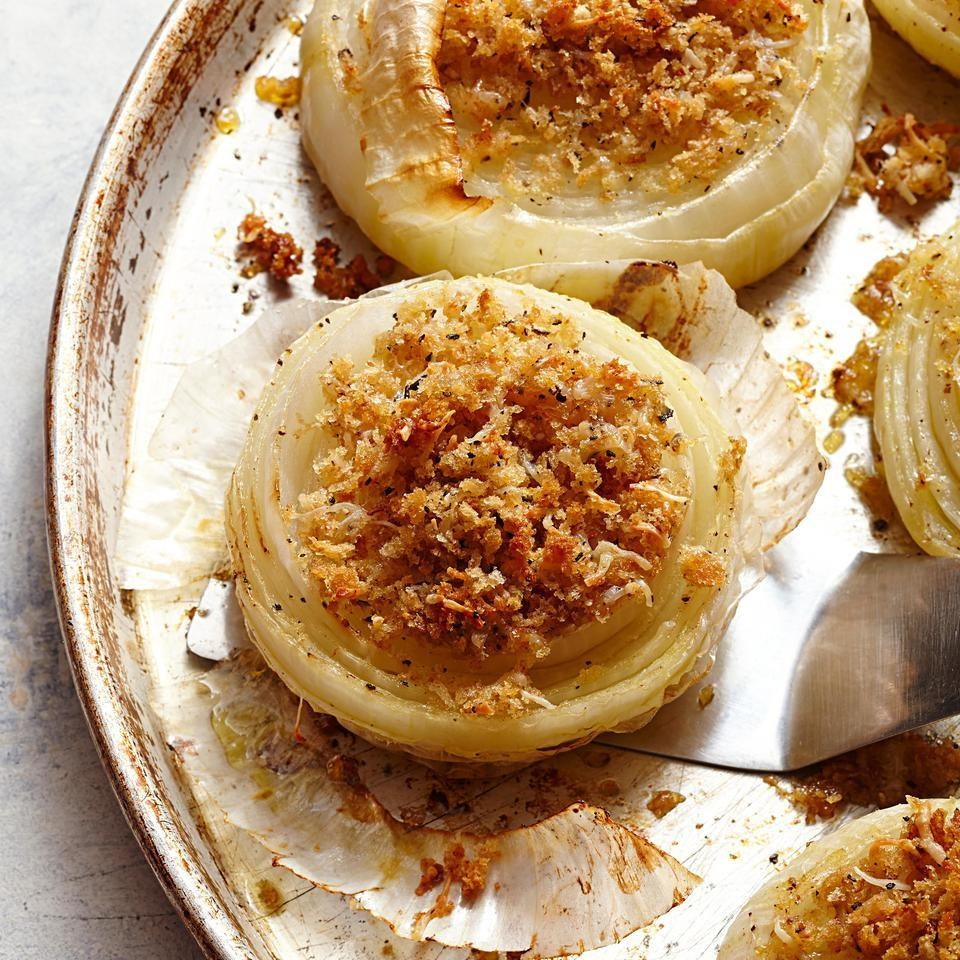 Mini Onion Gratins