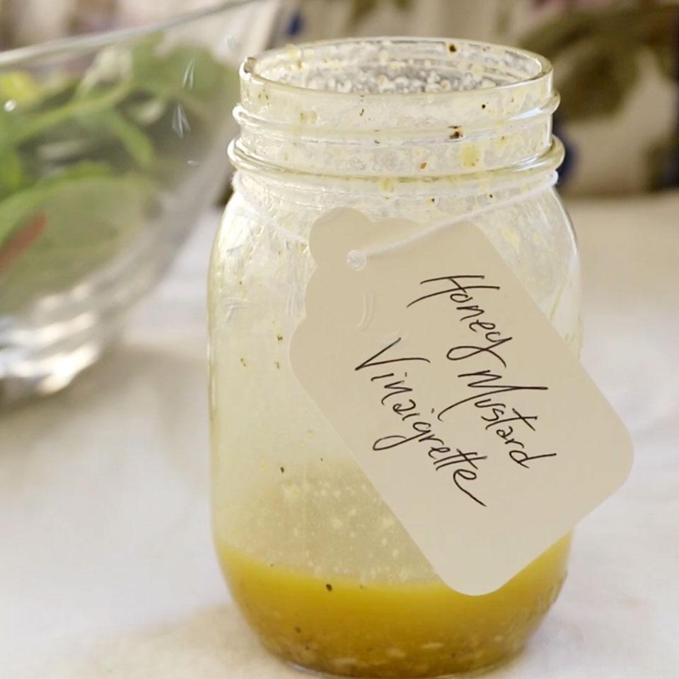Honey-Mustard Vinaigrette