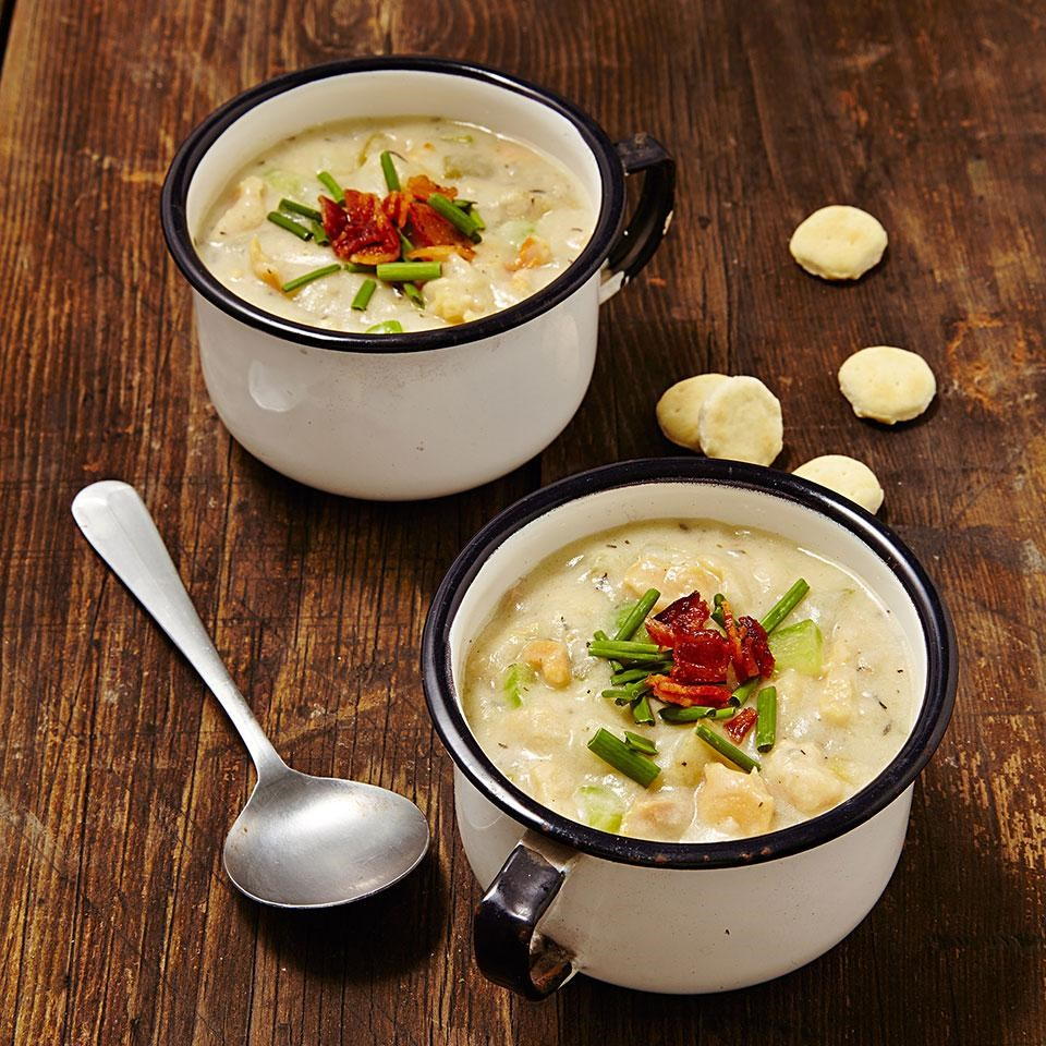 Clam Chowder Recipe Eatingwell