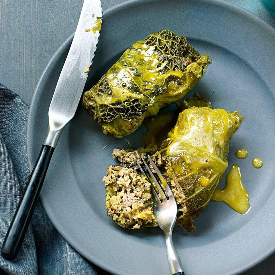 Lebanese Cabbage Rolls