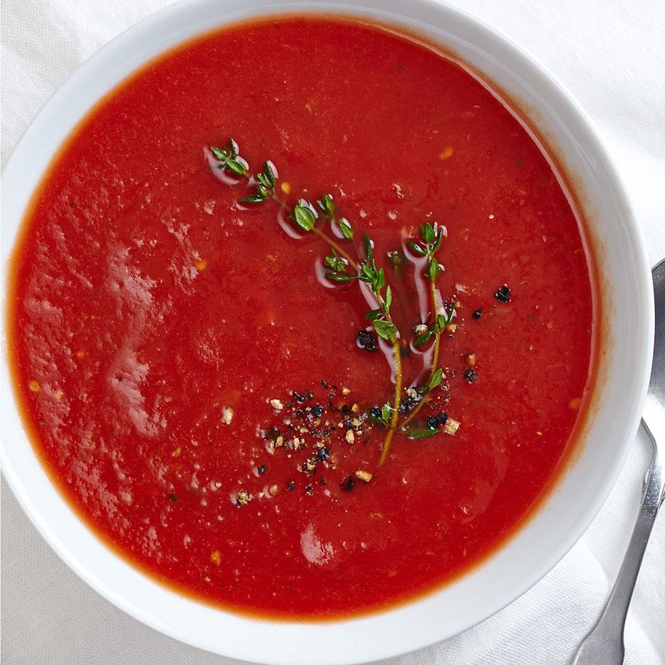 Tomato Soup Recipe Eatingwell