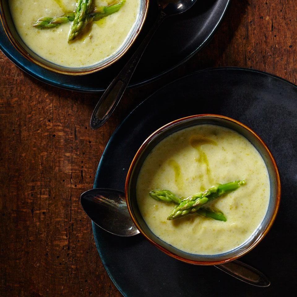 Soup Recipes Asparagus: Garden-Fresh Asparagus Soup Recipe