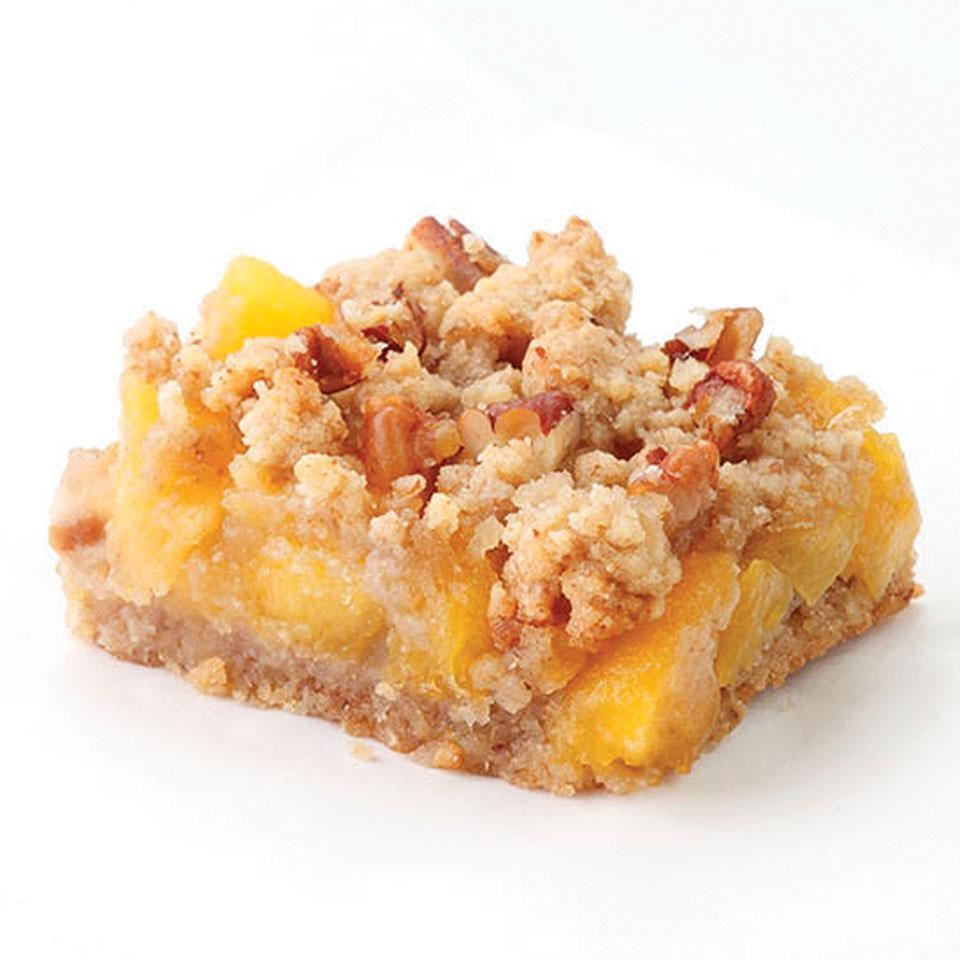 Stone-Fruit Bars Recipe - EatingWell