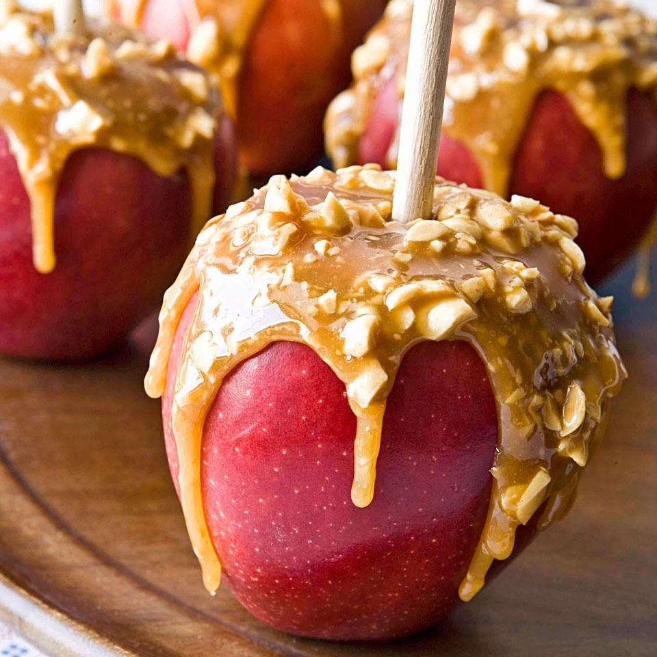 Caramel Apples Recipe