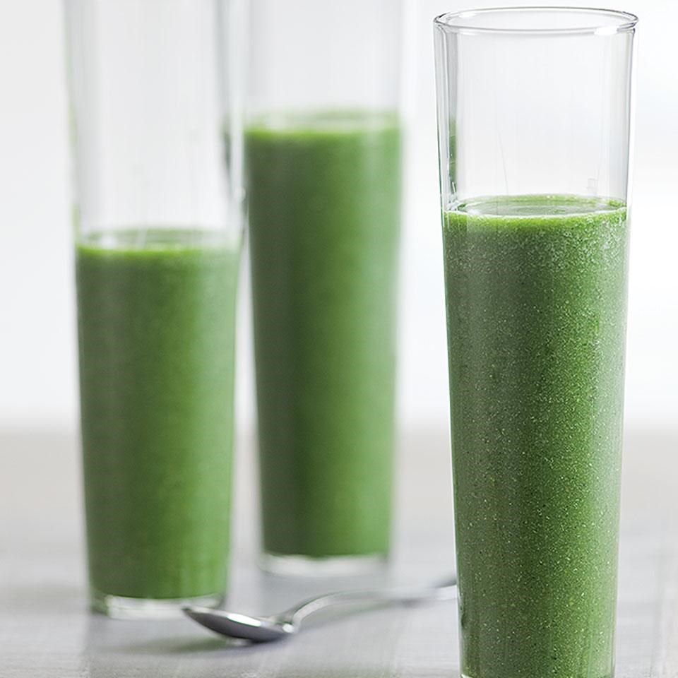 Green Smoothie Recipe Eatingwell