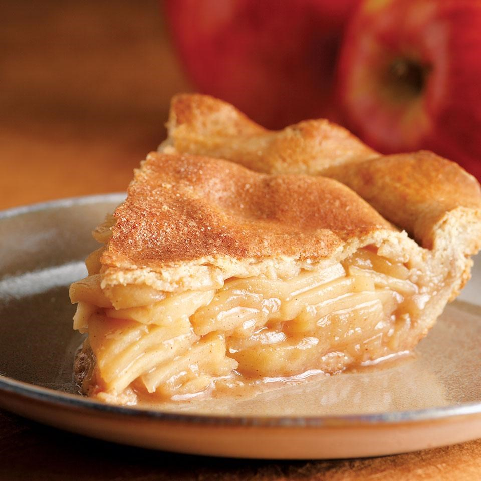 Deep-Dish Apple Pie Recipe - EatingWell