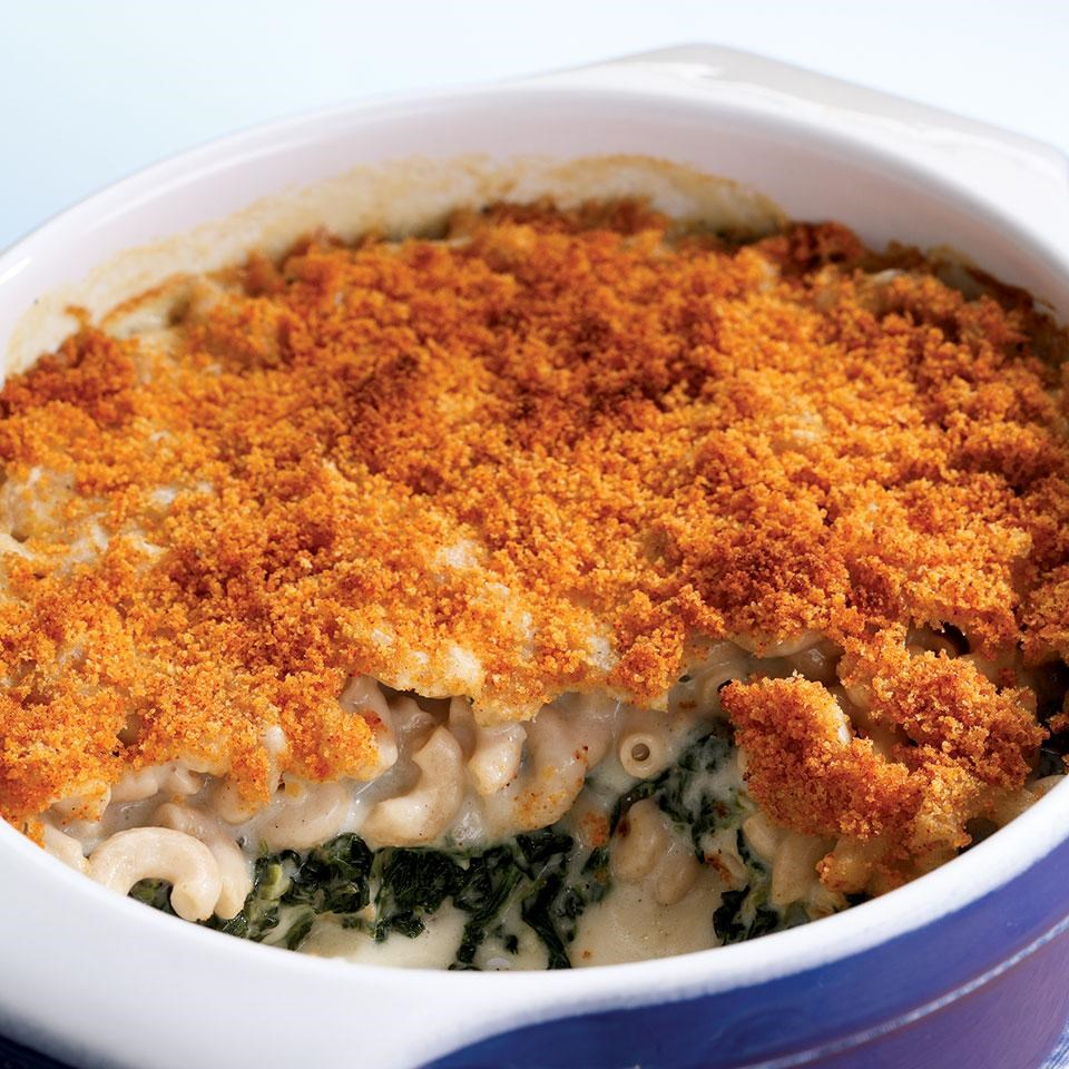 Baked Mac Amp Cheese Recipe Eatingwell