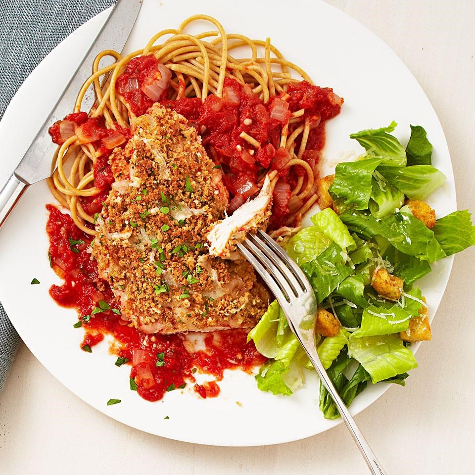Quick Chicken Parmesan Recipe