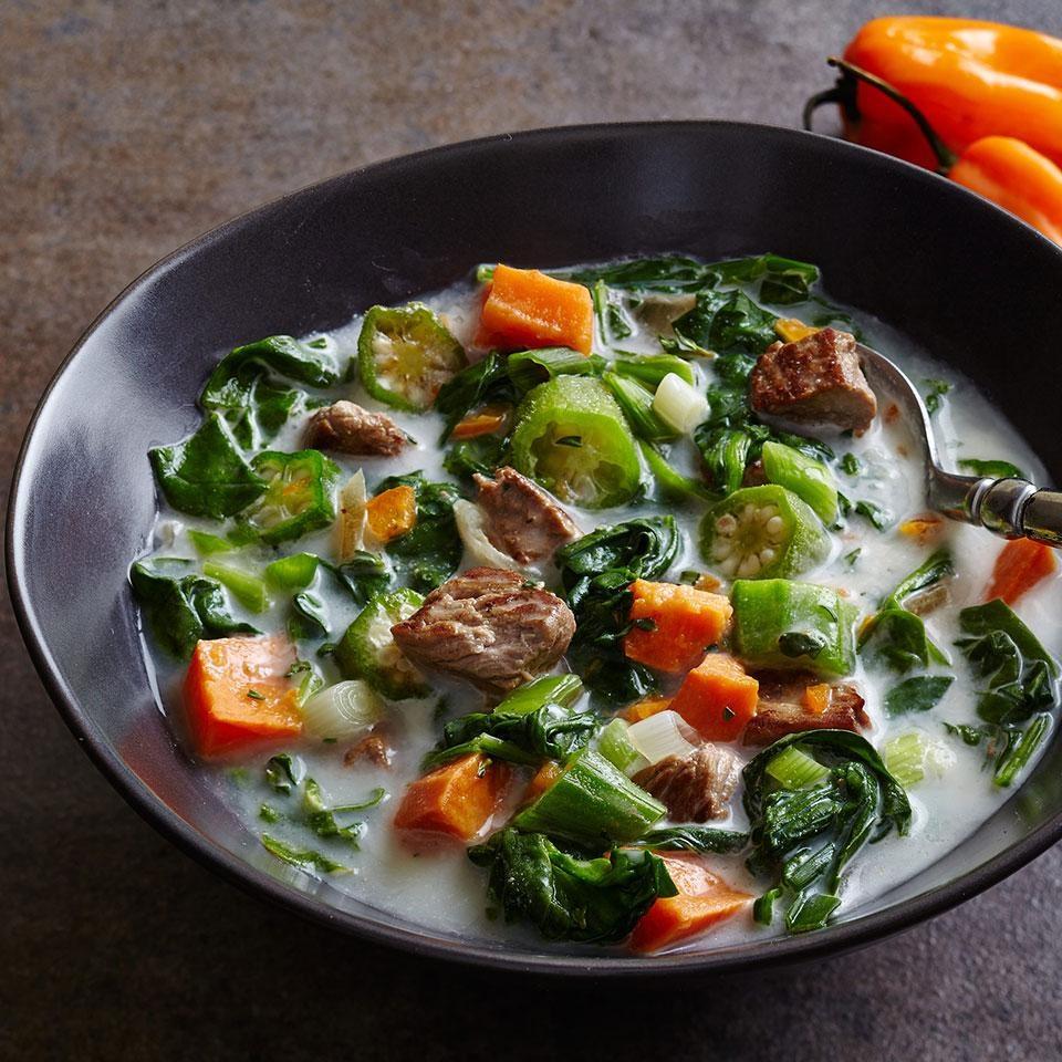 Quick Pepperpot Soup Recipe