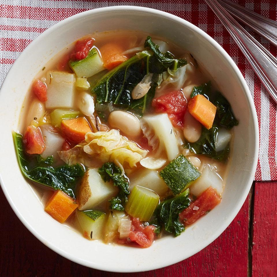 Ribollita Soup Recipe Eatingwell