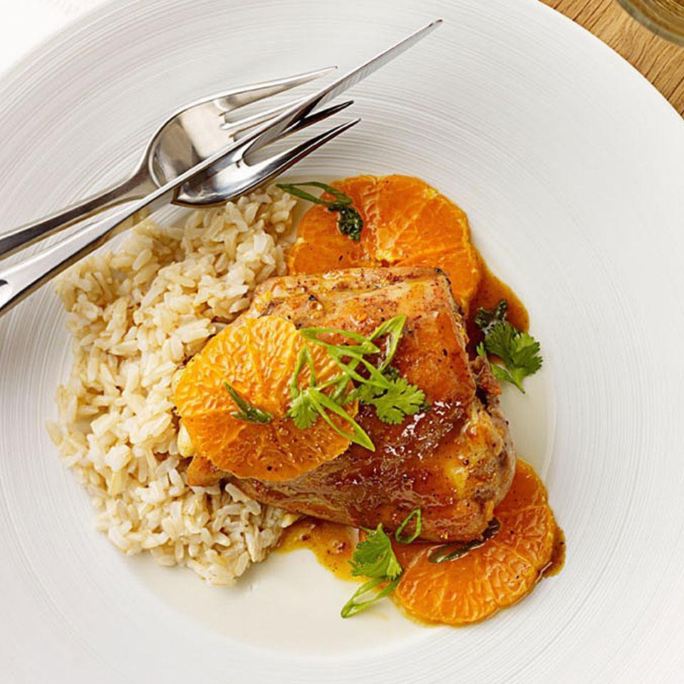 Clementine & Five-Spice Chicken
