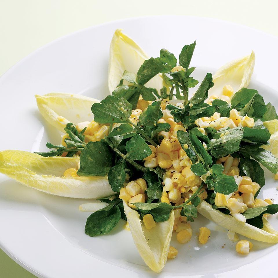 Watercress & Endive Salad