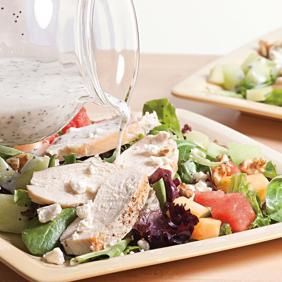 Chicken & Fruit Salad