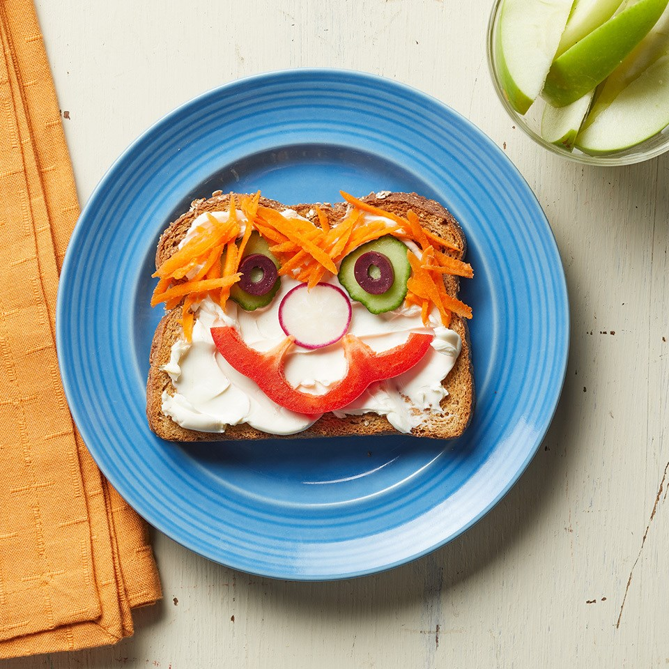 Adorable Lunchbox Art to Make Healthy Eating Fun for Kids