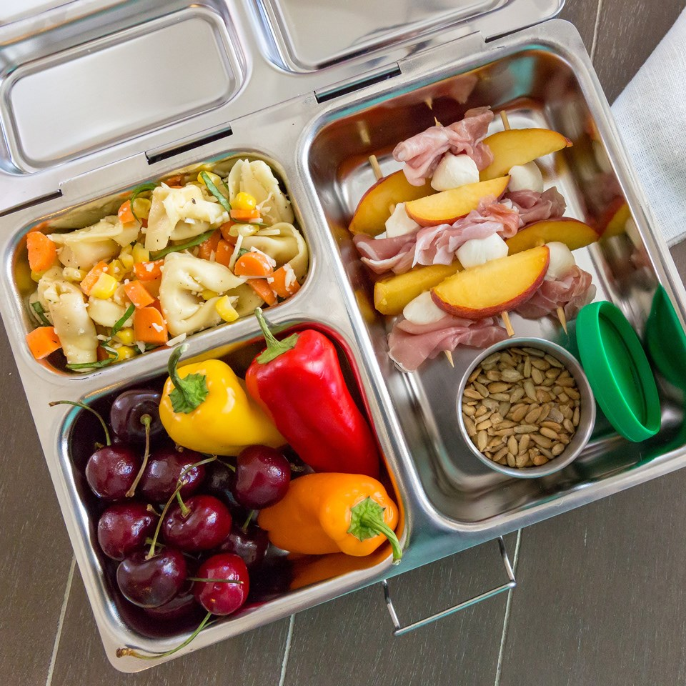 Brunch Ideas At Work: Picnic Bento Lunch Recipe